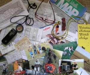 Enjoying the anticipation of an upcoming bird hunt can include looking over photos, licenses, maps, and other tokens of memorable hunts in the past.