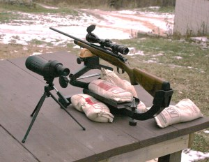 The science of riflery is learned at the shooting bench. This is where you also learn to have complete confidence in your hunting rifle's accuracy.