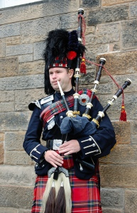 Great Highland Bagpipes. (photo from the website norse.doonks.com)