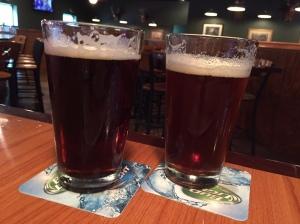 Beer glasses 2016