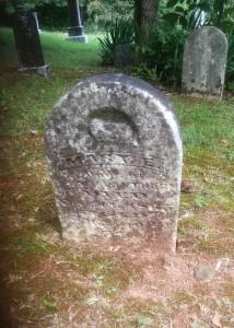 headstone - ohio