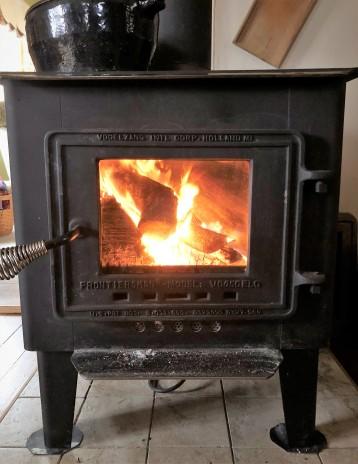 wood stove 2018