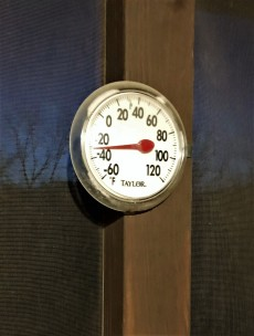 thermometer 30 below